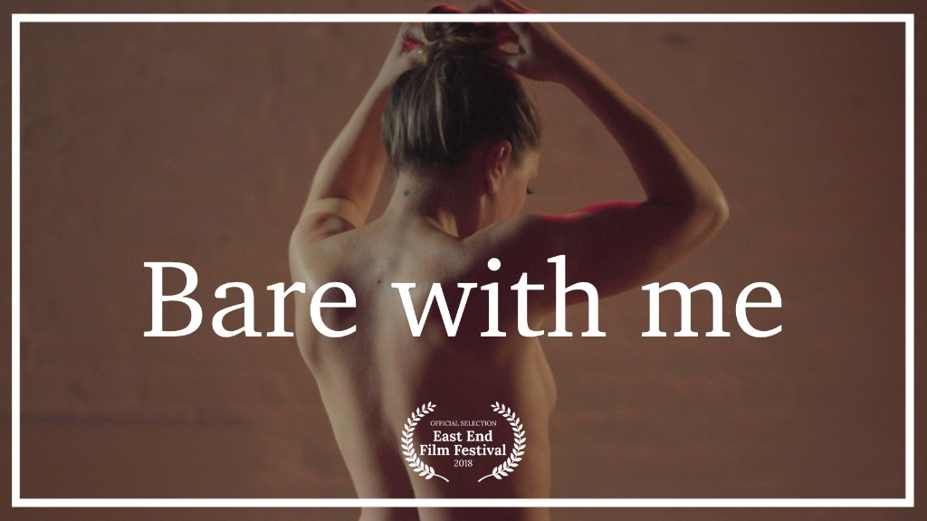Doria Yoga featured in Bare With Me, a short film about social nakedness