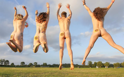The best naked events of 2019