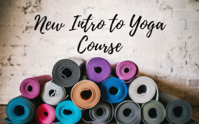 New Intro 2 Yoga Course