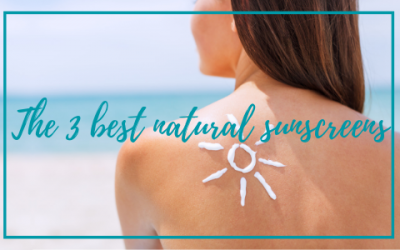 The 3 Best Natural Sunscreens