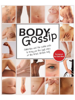 body gossip book positivity naked