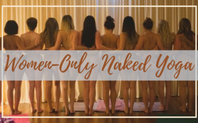 Candlelight Women-Only Naked Yoga