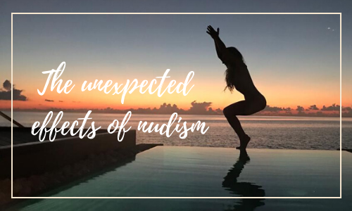 The unexpected effects of nudism