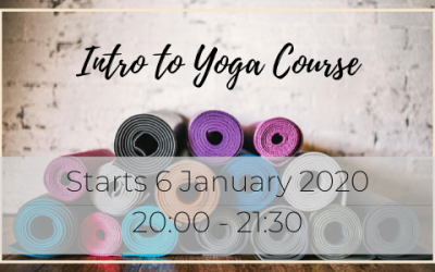Intro 2 Yoga Course
