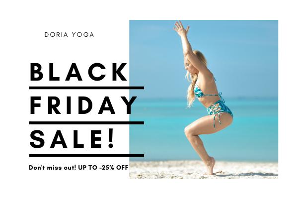 Black Friday sale naked yoga offer deal